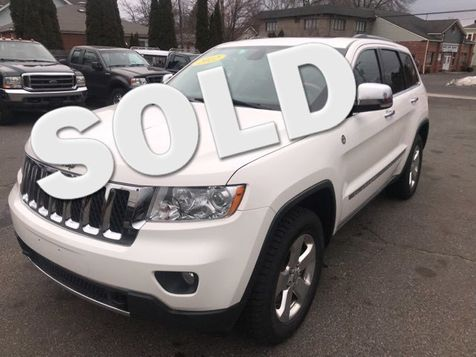 2012 Jeep Grand Cherokee Overland in West Springfield, MA