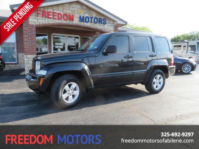 2012 Jeep Liberty Sport in Abilene,Tx, Texas 79605