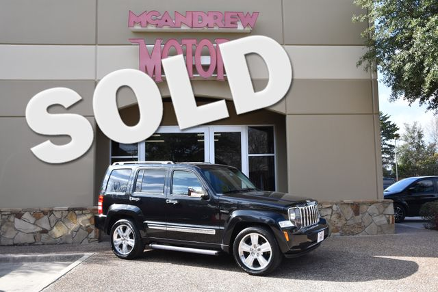 2012 Jeep Liberty Low Miles Limited Jet