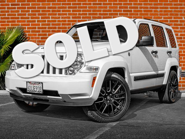 2012 Jeep Liberty Sport Burbank, CA 0