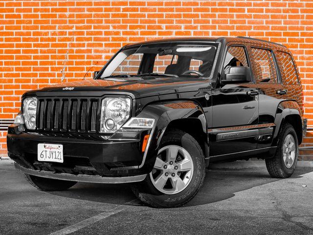 2012 Jeep Liberty Sport Burbank, CA 1