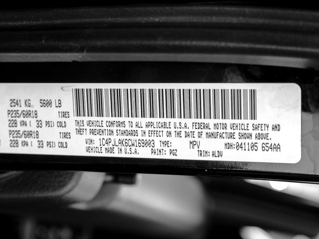 2012 Jeep Liberty Sport Latitude Burbank, CA 23