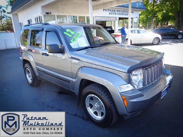2012 Jeep Liberty Sport in Chico, CA 95928