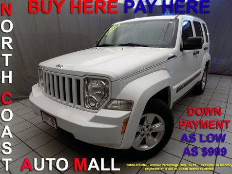 2012 Jeep Liberty Sport As low as $999 DOWN in Cleveland, Ohio