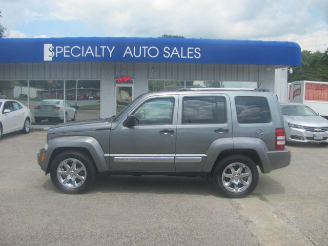 2012 Jeep Liberty Limited Dickson, Tennessee 0