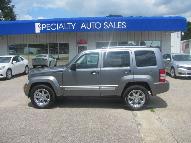 2012 Jeep Liberty Limited Dickson, Tennessee 4
