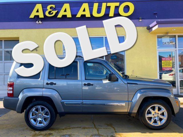 2012 Jeep Liberty Limited in Englewood, CO 80110