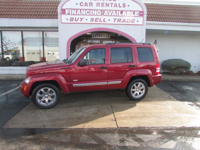 2012 Jeep Liberty Sport *SOLD