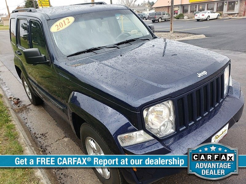 2012 Jeep Liberty 4d SUV 4WD Sport  city MT  Bleskin Motor Company   in Great Falls, MT
