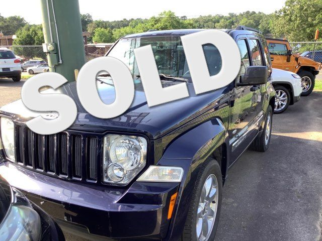 2012 Jeep Liberty Sport Latitude - John Gibson Auto Sales Hot Springs in Hot Springs Arkansas