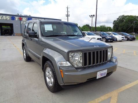 2012 Jeep Liberty Sport in Houston