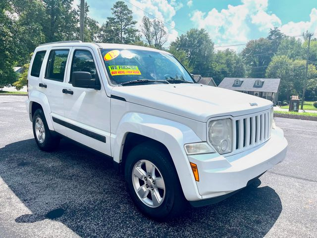 2012 Jeep Liberty Sport in Knoxville, Tennessee 37920