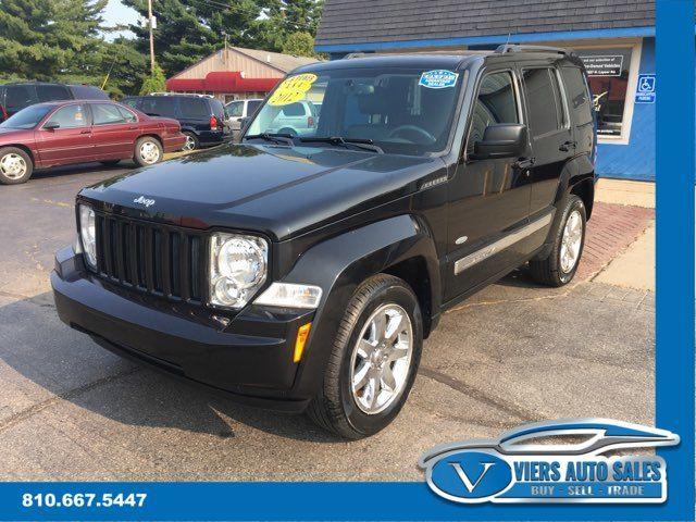 2012 Jeep Liberty Sport Latitude 4x4