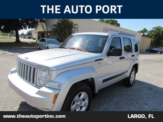 2012 Jeep Liberty Sport 4X4 in Largo, Florida 33773