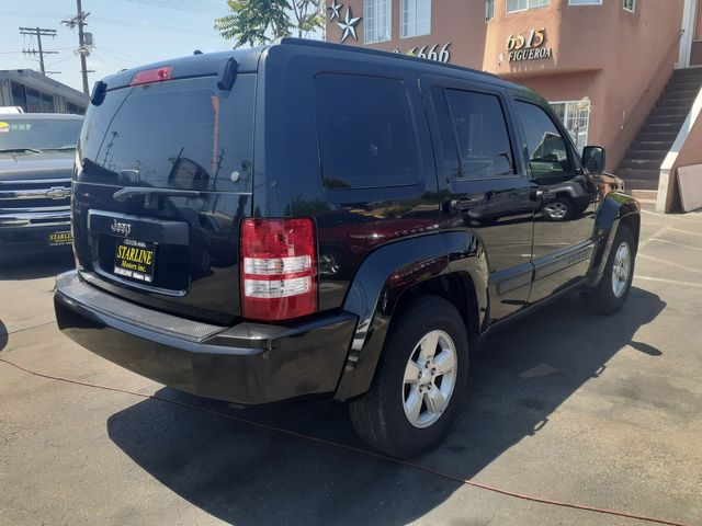 2012 Jeep Liberty Sport Los Angeles, CA 7