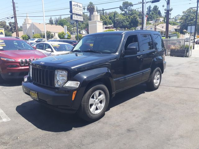 2012 Jeep Liberty Sport Los Angeles, CA 0