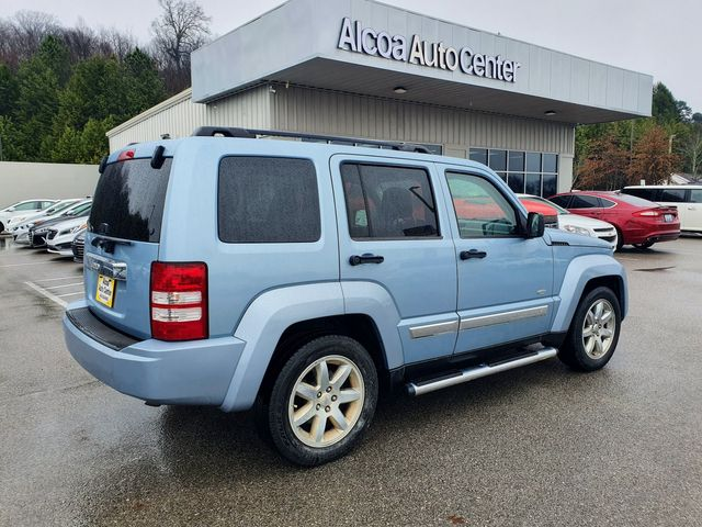 "2012 Jeep Liberty Sport Latitude 4WD V6 w/Leather/Sunroof/18"" Alloys in Louisville, TN 37777"