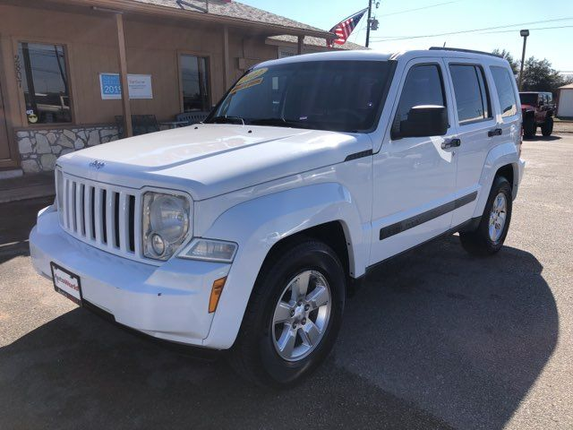 2012 Jeep Liberty Sport in Marble Falls, TX 78654