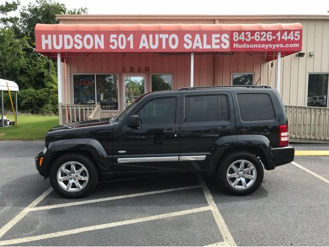 2012 Jeep Liberty Sport Latitude | Myrtle Beach, South Carolina | Hudson  Auto Sales | Myrtle Beach South Carolina 29577