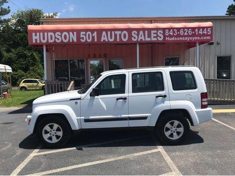 2012 Jeep Liberty Sport   Myrtle Beach, South Carolina   Hudson Auto Sales in Myrtle Beach, South Carolina