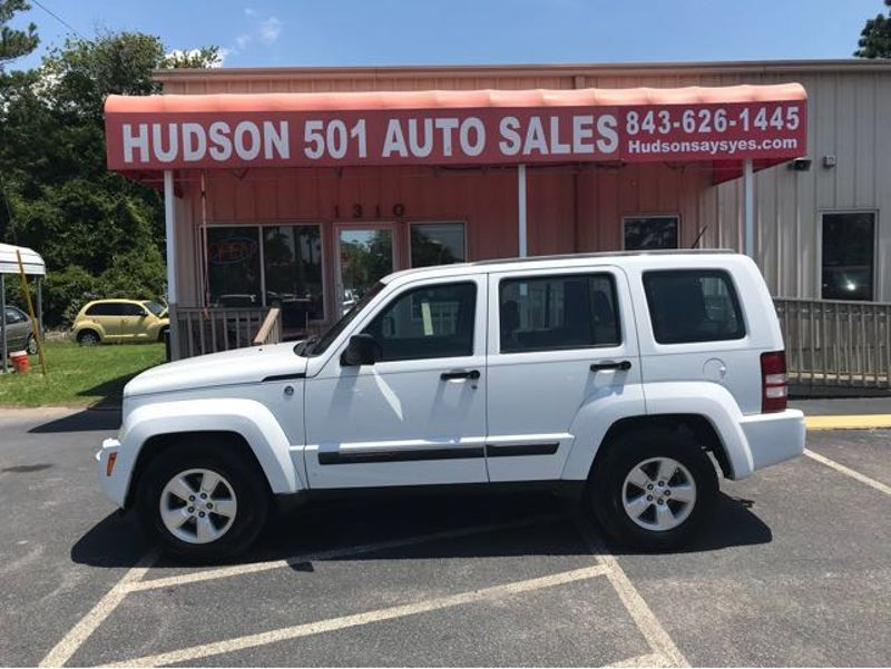 2012 Jeep Liberty Sport | Myrtle Beach, South Carolina | Hudson Auto Sales in Myrtle Beach South Carolina