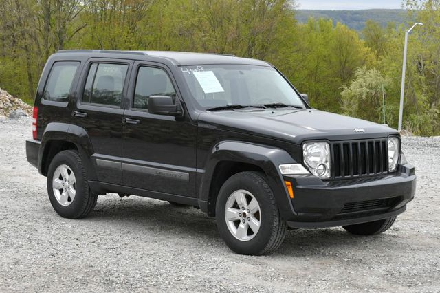 2012 Jeep Liberty Sport 4WD Naugatuck, Connecticut 8