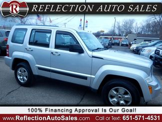 2012 Jeep Liberty Sport in Oakdale, Minnesota 55128