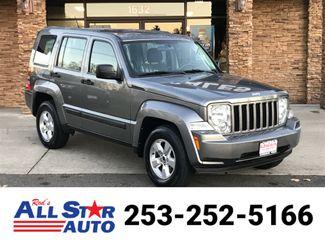2012 Jeep Liberty Sport 4WD in Puyallup Washington, 98371