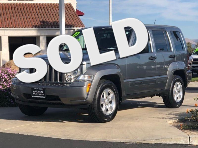 2012 Jeep Liberty Sport | San Luis Obispo, CA | Auto Park Sales & Service in San Luis Obispo CA