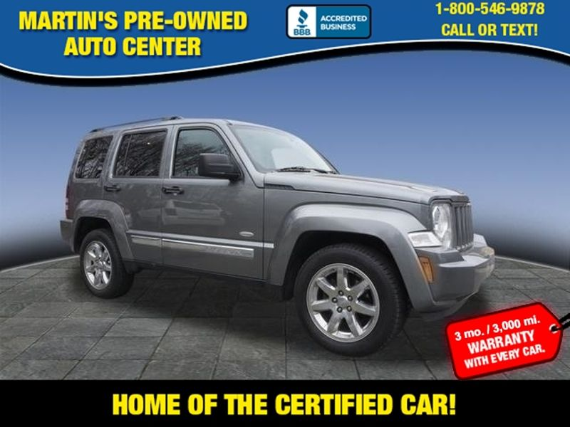 2012 Jeep Liberty Sport Latitude | Whitman, MA | Martin's Pre-Owned Auto Center