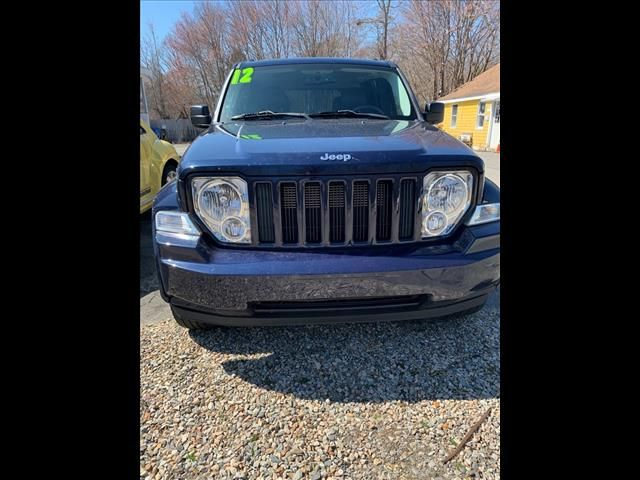 2012 Jeep Liberty Sport Latitude