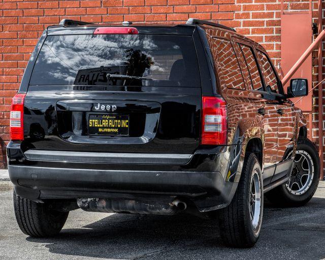 2012 Jeep Patriot Sport Burbank, CA 7