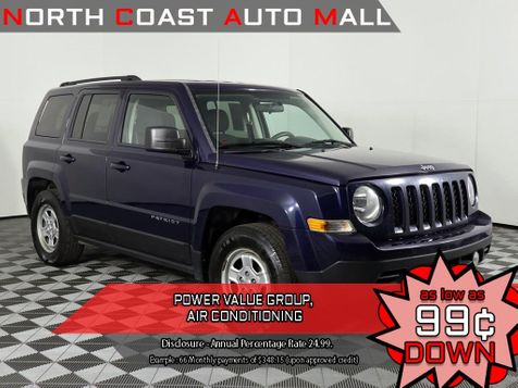 2012 Jeep Patriot Sport in Cleveland, Ohio