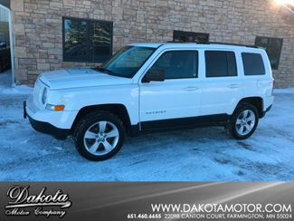 2012 Jeep Patriot Latitude Farmington, MN