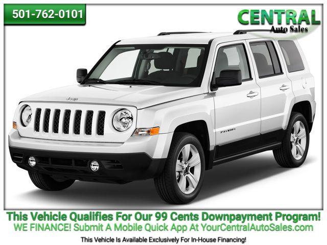 2012 Jeep Patriot Latitude | Hot Springs, AR | Central Auto Sales in Hot Springs AR