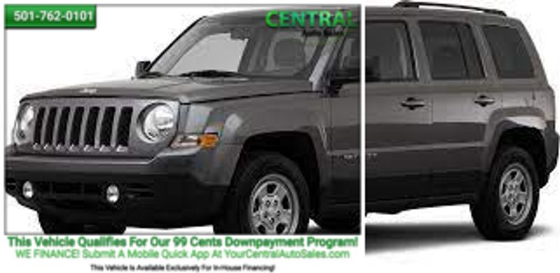 2012 Jeep Patriot Sport   Hot Springs, AR   Central Auto Sales in Hot Springs AR