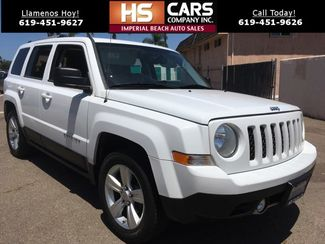 2012 Jeep Patriot Limited Imperial Beach, California