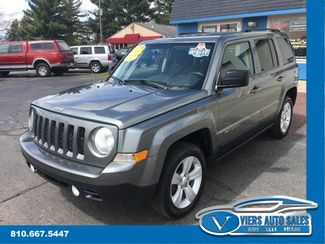 2012 Jeep Patriot Latitude 4WD in Lapeer, MI 48446