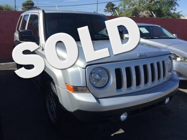 2012 Jeep Patriot Sport AUTOWORLD (702) 452-8488 Las Vegas, Nevada
