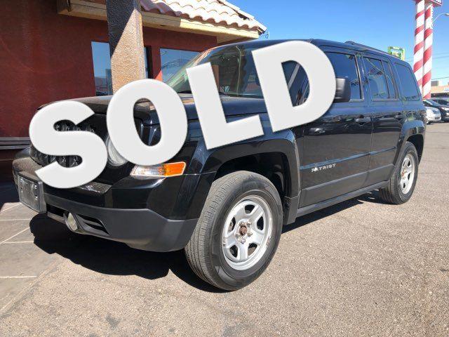 2012 Jeep Patriot Sport CAR PROS AUTO CENTER (702) 405-9905 Las Vegas, Nevada