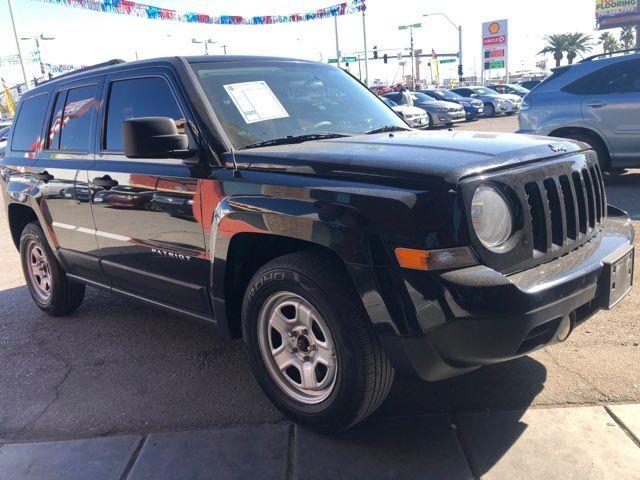 2012 Jeep Patriot Sport CAR PROS AUTO CENTER (702) 405-9905 Las Vegas, Nevada 4