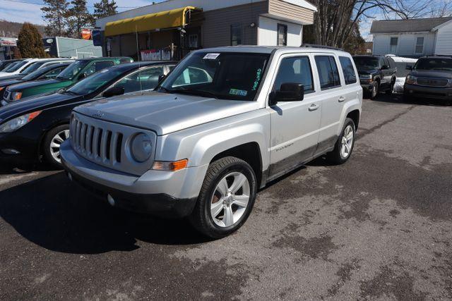 2012 Jeep Patriot Latitude in Lock Haven, PA 17745