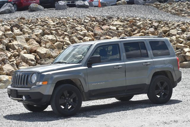 2012 Jeep Patriot Latitude Naugatuck, Connecticut