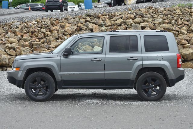 2012 Jeep Patriot Latitude Naugatuck, Connecticut 1