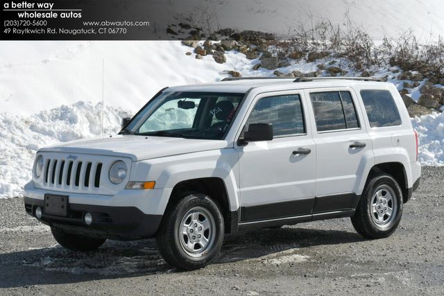 2012 Jeep Patriot Sport Naugatuck, Connecticut
