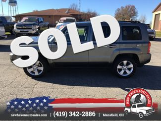 2012 Jeep Patriot Latitude 4x4 in Mansfield, OH 44903