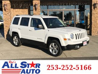 2012 Jeep Patriot Limited 4WD in Puyallup Washington, 98371