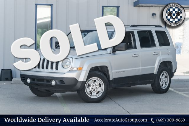 2012 Jeep Patriot Sport in Rowlett
