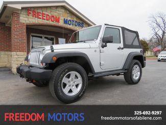 2012 Jeep Wrangler in Abilene Texas