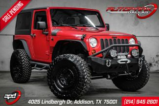 2012 Jeep Wrangler Sport w/ MANY Upgrades in Addison, TX 75001
